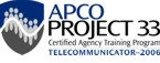APCO Certified